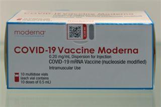 Covid-19- pionnier des vaccins, Moderna accélère pour garder sa place