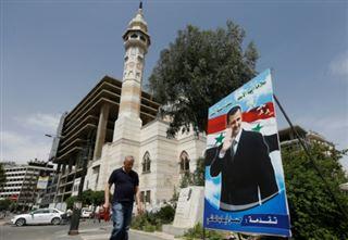 Présidentielle en Syrie- Assad et deux autres candidats en lice