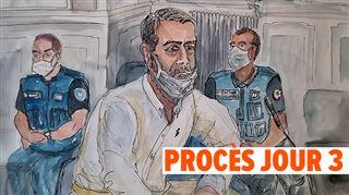 3e jour du procès de Nordahl Lelandais- des échanges intenses entre l'accusé et ses anciens amis