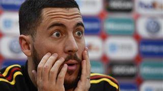La BOMBE venue d'Espagne- Eden Hazard est sur le marché