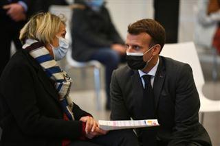 Covid-19 - Macron ouvre les vannes de la vaccination