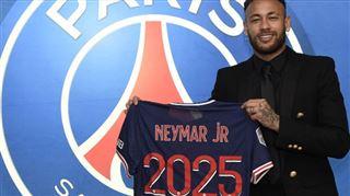 Neymar prolonge au PSG jusqu'en 2025- découvrez les secrets de son nouveau contrat (vidéo) 2