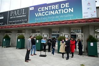 Covid en France - nouveau coup d'accélérateur sur la vaccination lundi