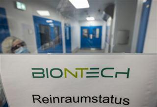 Le laboratoire allemand BioNTech veut ouvrir en 2023 une usine à Singapour