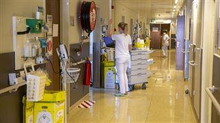 Coronavirus en Belgique- les hôpitaux autorisés à supprimer des lits Covid sous conditions