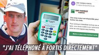 Karel pensait mettre à jour le Digipass de BNP Paribas Fortis- il a perdu 1.700 euros en quelques minutes