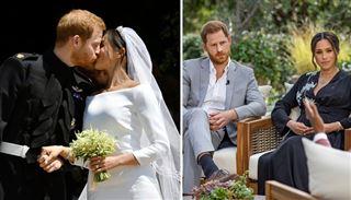 Harry et Meghan s'unissaient il y a 3 ans- du mariage de conte de fées aux querelles familiales et règlements de compte