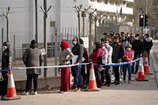 Chypre se dit en état d'urgence face à l'afflux de migrants syriens