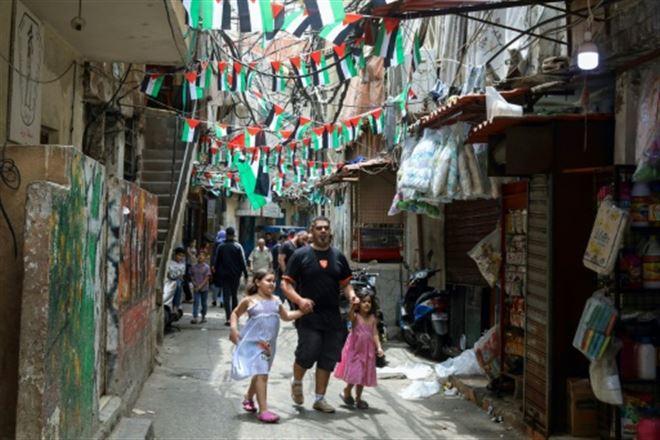Au Liban et en Syrie, des réfugiés palestiniens revitalisés par la solidarité mondiale