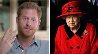 Le prince Harry a menti à la Reine- La confiance avec sa famille ne tient plus qu'à un fil