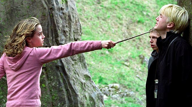 Harry Potter- Tom Felton se livre sur sa relation avec Emma Watson