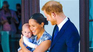 Meghan et Harry- Archie est prêt à accueillir sa petite sœur