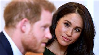 Meghan et Harry ont envoyé une photo de Lilibet Diana à la famille royale