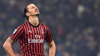 Zlatan Ibrahimovic a été opéré du genou gauche 5