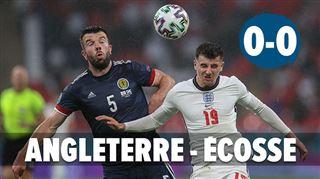 Euro 2020- l'Angleterre impuissante face à l'Écosse 3