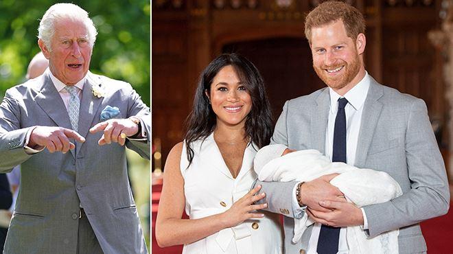Le prince Charles ne laissera pas Archie devenir prince lorsqu'il sera roi- voici ce qu'il a prévu pour l'en empêcher