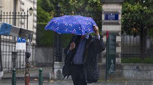 On commence l'été avec une bonne douche: voici les prévisions météo de la semaine