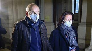 Christian Van Eyken et son épouse, condamnés pour assassinat, seront rejugés sur la peine