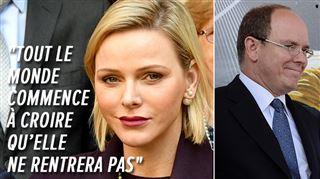 Charlène et Albert de Monaco séparés? Une dispute serait à l'origine du départ de la princesse
