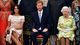 Harry et Meghan ont été enragés par une décision de la Reine juste avant de quitter la famille royale