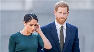 Meghan et Harry- ce détail dans l'acte de naissance de leur fille Lilibet Diana qui est très différent de celui d'Archie
