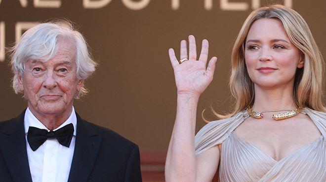 Virginie Efira sur le tapis rouge à Cannes- un look classe pour un film fort