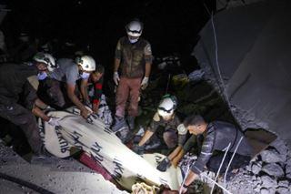 Syrie- sept civils dont trois enfants tués par des tirs du régime