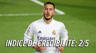 Eden Hazard POUSSÉ dehors au Real Madrid ? Voici pourquoi son transfert reste hautement improbable