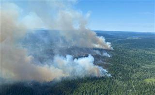 Feux de forêts- les évacuations se poursuivent dans l'Ouest américain