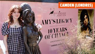 C'était une femme extraordinaire- les fans d'Amy Winehouse lui rendent hommage pour l'anniversaire de sa mort
