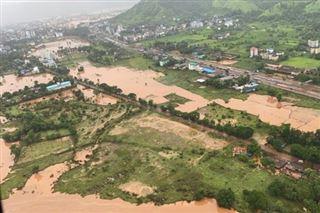 Glissements de terrain en Inde- 44 morts, des dizaines de disparus