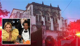 Le manoir à 2,5 millions de dollars de Beyoncé et Jay-Z part en fumée- les enquêteurs privilégient l'incendie criminel