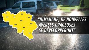 Prévisions météo: les orages sont de retour, le code passe au jaune pour tout le pays