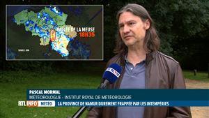 Orages et inondations: des météorologues expliquent ce qu'il s'est passé samedi soir