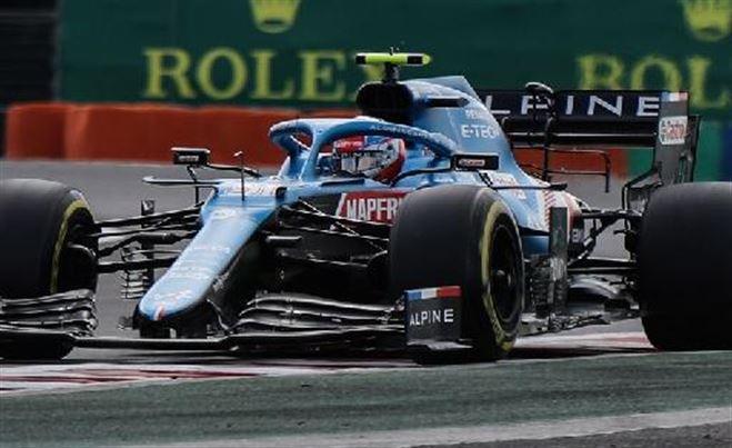 GP de Hongrie- première victoire pour le Français Ocon, Hamilton (3e) reprend la tête à Verstappen