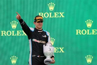 F1- le Français Esteban Ocon (Alpine) remporte en Hongrie son premier Grand Prix