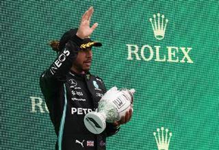 F1 - GP de Hongrie - Lewis Hamilton dit se battre toujours contre les séquelles de son infection au coronavirus