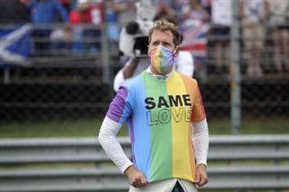 F1 - GP de Hongrie - Quatre pilotes réprimandés pour un t-shirt arc-en-ciel en soutien à la cause LGBT+