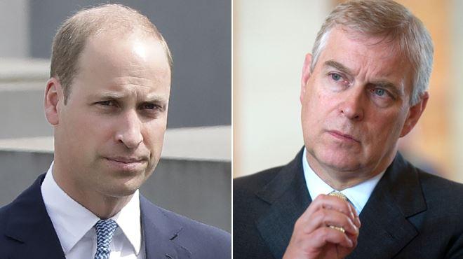 Le prince Andrew n'est plus le bienvenu à Windsor- ce bien que William souhaite récupérer