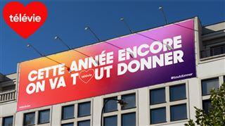 Nouveau logo, nouveau slogan- le Télévie fait peau neuve!