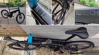 Les tests de Mathieu- iWeech, le vélo électrique le plus intelligent ?