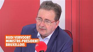 Avant le Comité de concertation, Rudi Vervoort annonce que Bruxelles n'assouplira pas les mesures- La situation ne le permet pas