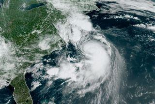 L'ouragan Henri fonce vers le Nord-Est des Etats-Unis