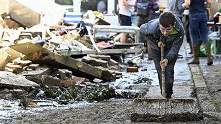 Le réchauffement climatique est en cause dans les inondations qui ont ravagé le pays selon un rapport