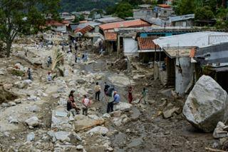 Venezuela- des pluies diluviennes font au moins 20 morts