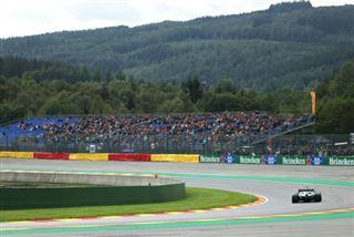 GP de Belgique F1- Spa-Francorchamps, centenaire bon pied bon oeil