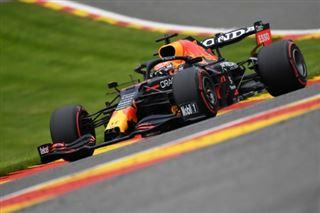 F1- Verstappen prend les devants mais perd l'arrière aux essais à Spa
