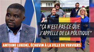 Le PTB est accusé de profiter de la détresse des sinistrés de Verviers pour faire de la propagande- C'est un abandon dans les quartiers