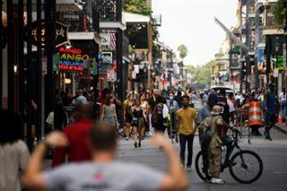 Les habitants de la Nouvelle-Orléans attendent l'ouragan Ida avec fatalisme