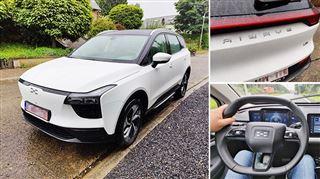 Les tests de Mathieu- Aiways U5, une voiture 100% électrique, 100% chinoise, 50% moins chère
